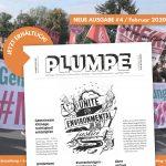 Die PLUMPE ist als Ausgabe #4 erschienen!