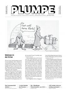 Titelseite der Ausgabe #7 (02/2021)